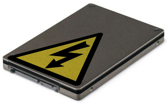 What makes your Industrial SSD most vulnerable?