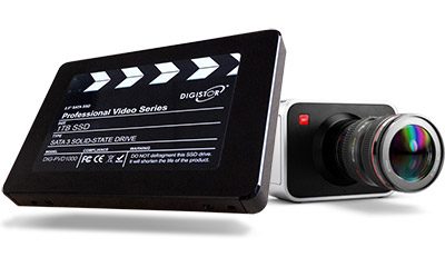 Why Digistor's Professional Video SSDs Rock Blackmagic User's Socks Off