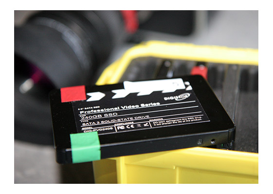 Top 5 things cinematographers love about our Professional Video SSDs