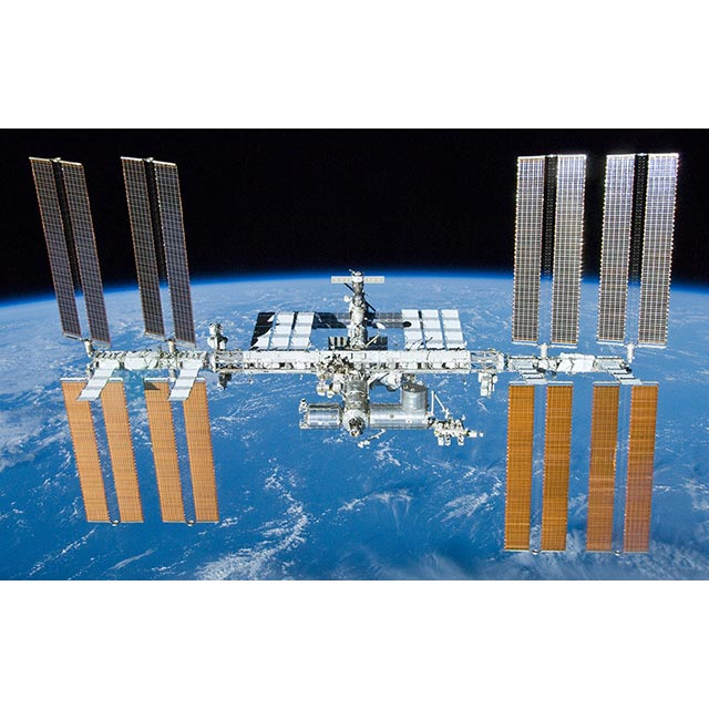 Industrial SSDs on the Frontiers of Science: Using SSDs at the International Space Station