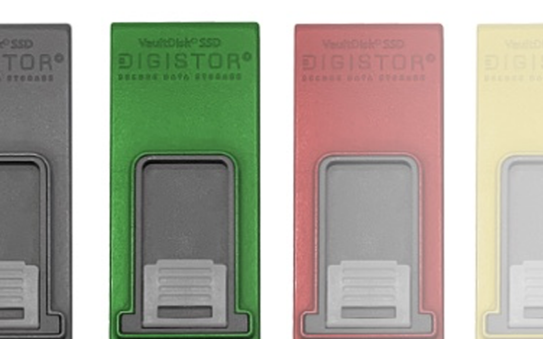 DIGISTOR VaultDisk® M2‐R Redefines Industry Standard for Removable Storage